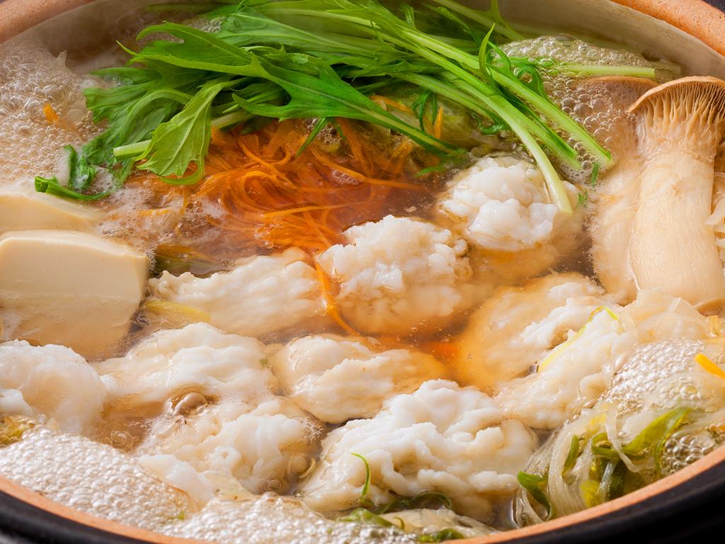 """深い旨味と上品な味わいを持つ""""淡路島の鱧""""≪料理イメージ≫"""