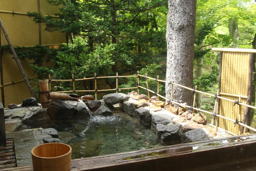 解放感ある客室露天風呂は全28室ご用意。