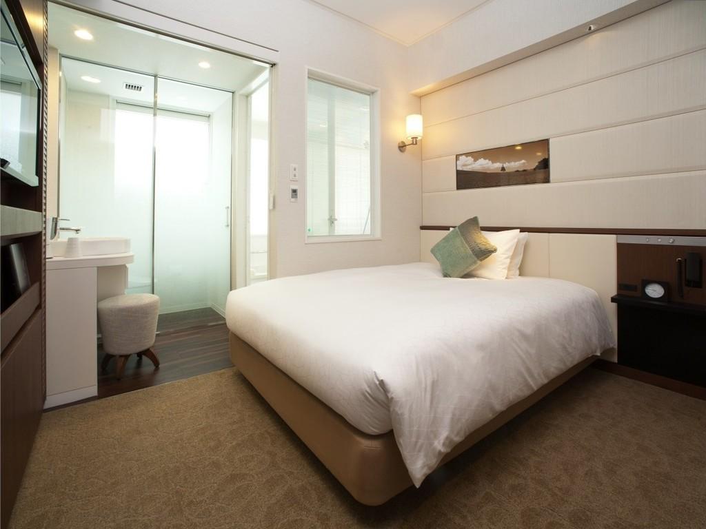 シングルルーム 15.4�u(ベッド幅140cm)