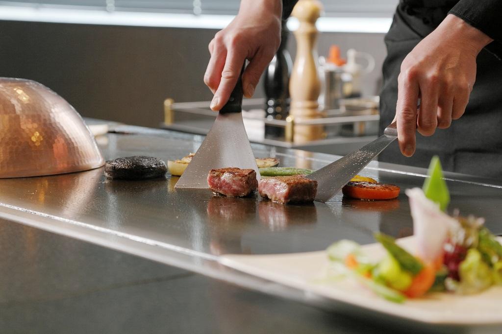 極上の食材と熟練の技で五感を刺激する(イメージ)