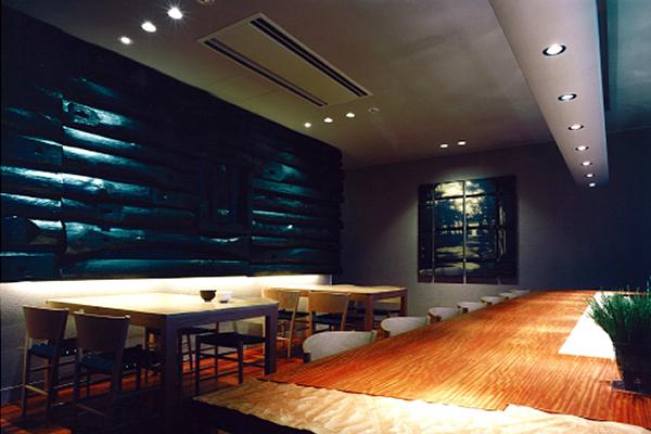 レストラン「MAURA CAE」