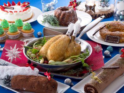 2019年 クリスマスディナーブッフェ(イメージ)