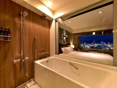 本館24階 プレミアフロア バスルーム 一例