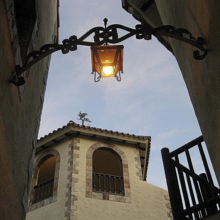 カスティーリャの街並み