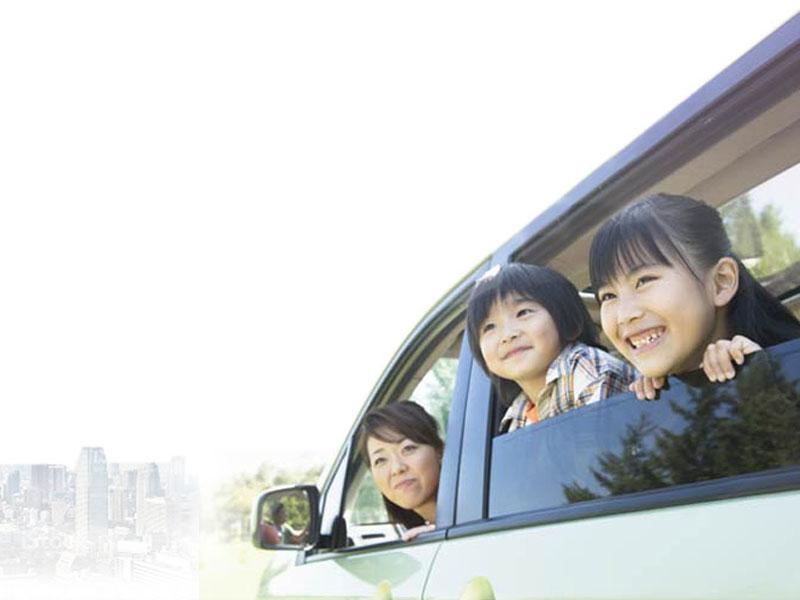 ご家族も安心♪小倉駅直結のホテル♪