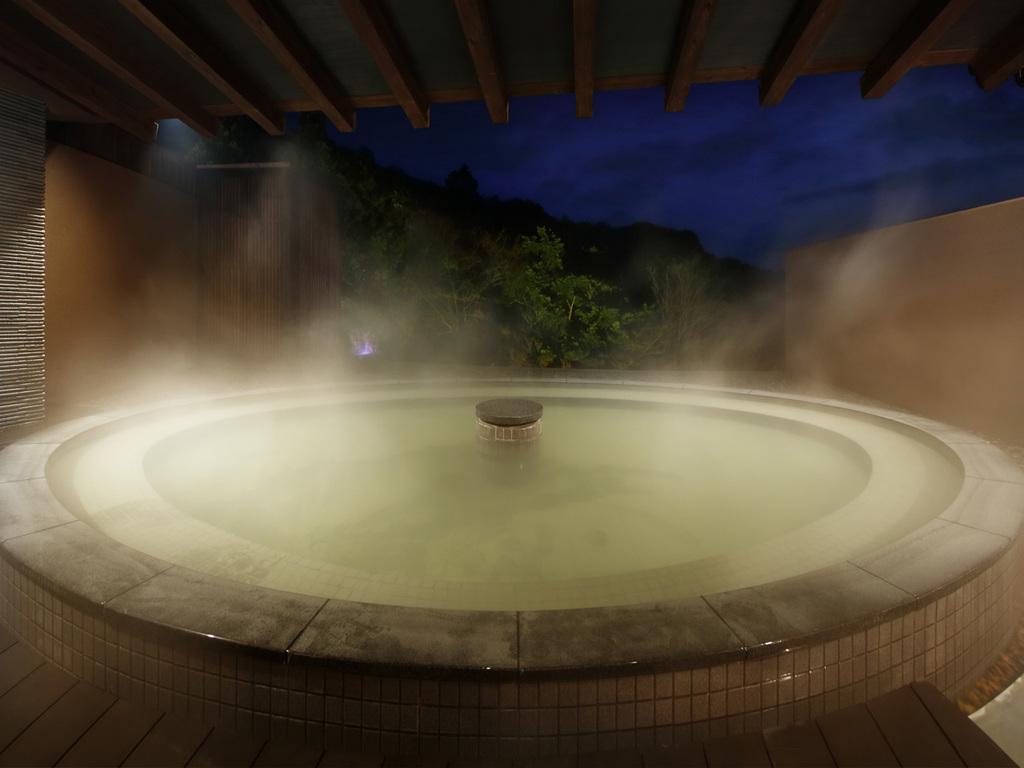 パノラマ露天「薫風の湯」