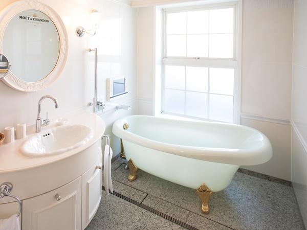 ■プレジデンシャルツイン浴室■