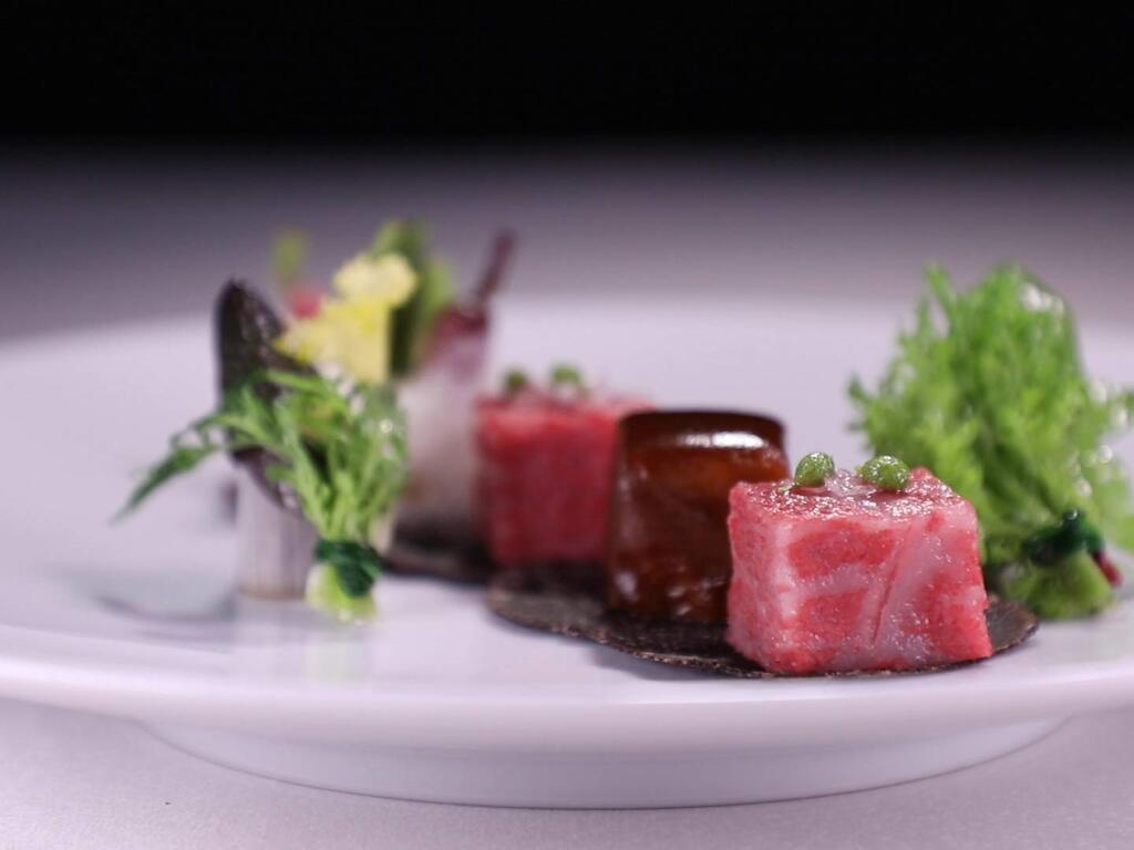 神戸ビーフ(料理例)