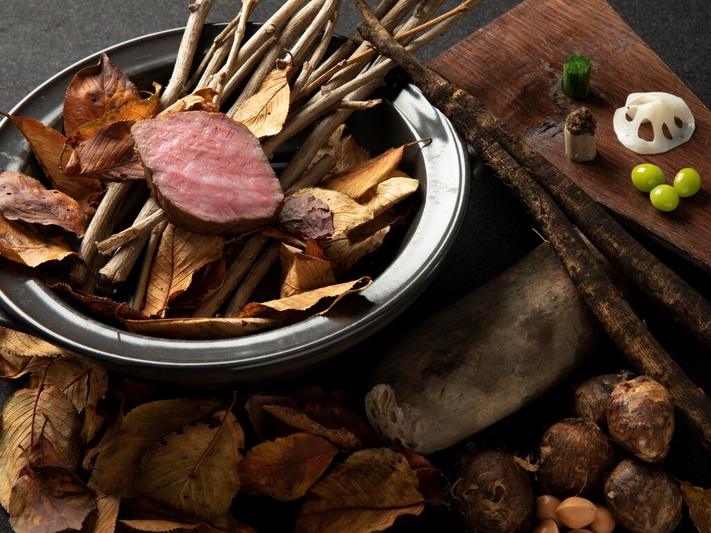 ◆〜大自然〜神戸高見牛/藁の香り 神戸北野ホテルが推奨するドメーヌ牛