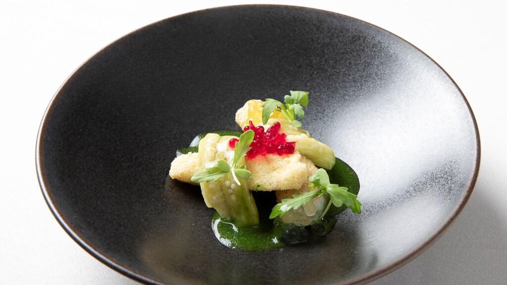 ◆〜サスティナブルシーフード〜未利用魚/秋なす 「サスティナブルシーフード」未利用魚と秋茄子のマリアージュ