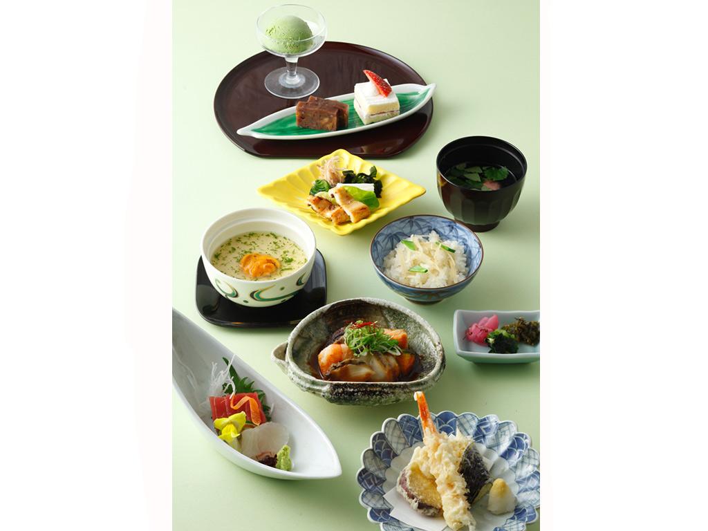 千羽鶴ディナー ※画像はイメージです