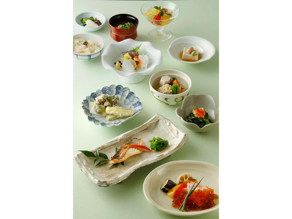 千葉県産の食材を使用した特別メニュー