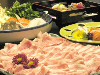 バーム豚のお鍋一例