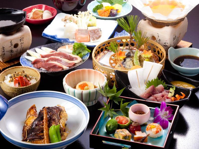 【当館人気NO1】料理長自慢の地元グルメ