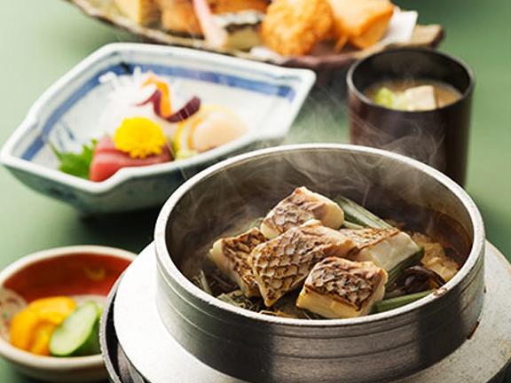 炊きたて釜飯膳夕食付 ※画像はイメージです