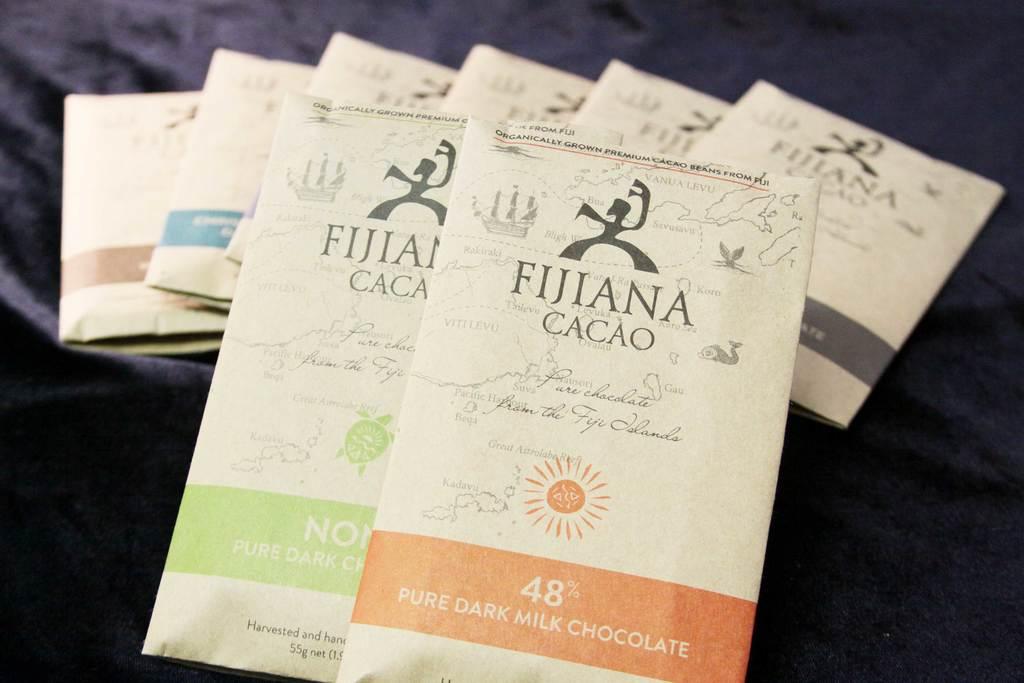 フィジアナカカオチョコレートプラン
