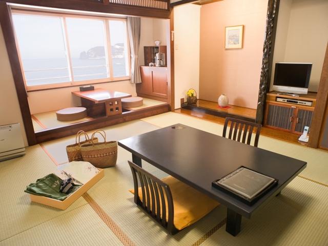 和室+掘りごたつの本館和室一例