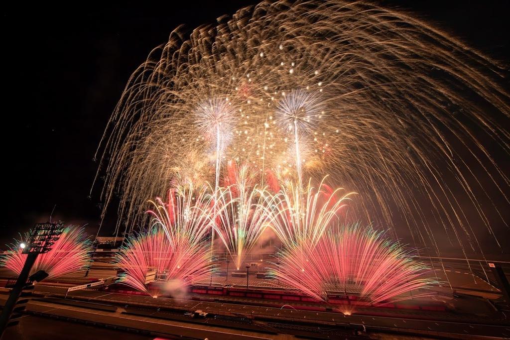 花火の祭典「冬」が今年も開催