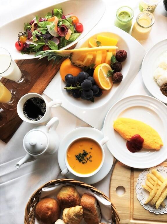 朝食(写真はイメージです)