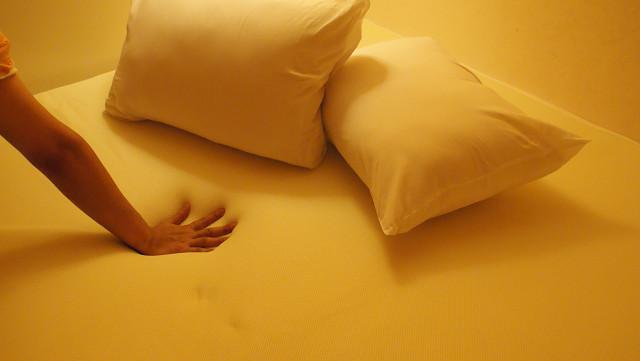 低反発寝具