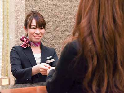 *【Staff】Friendly and helpful hotel staff .