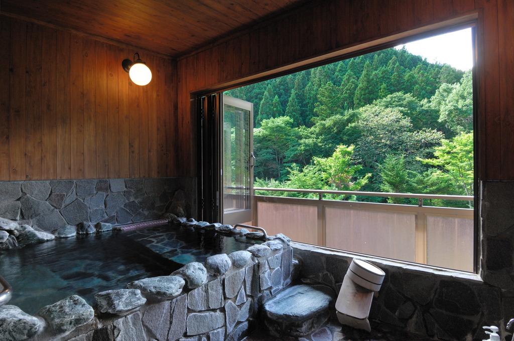 Sタイプ・露天風呂付き客室「片栗」