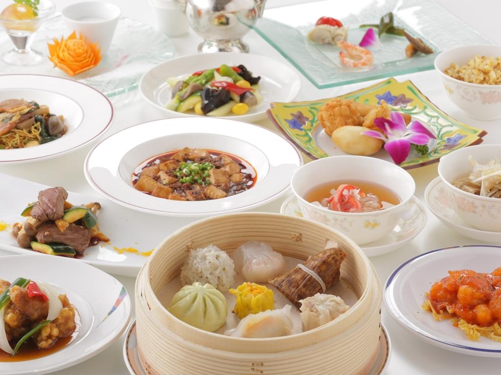 中国料理 満福バイキング