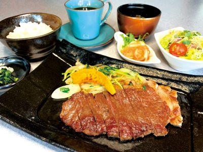 ■ステーキ膳ディナー