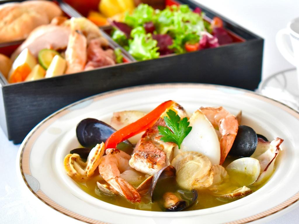 ブイヤベース&洋食弁当