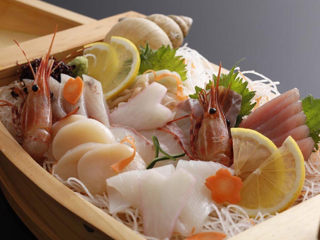日本海の恵み【豪華】舟盛
