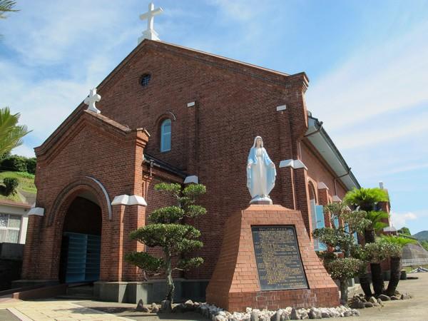 黒崎教会堂