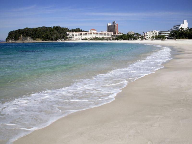 白良浜海岸