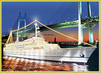 レストラン船『ロイヤルウイング』