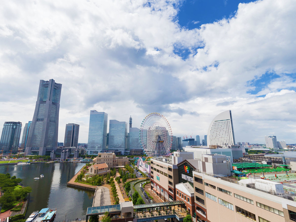 ■景色■横浜で遊ぼう!便利なみなとみらい地区