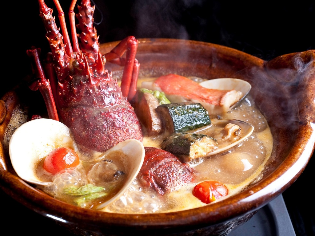 日本料理限定 海香鍋