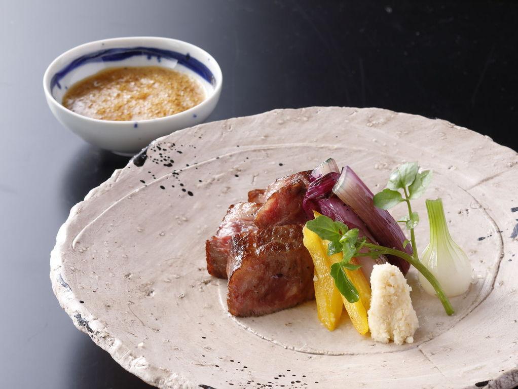 黒毛和牛フィレ肉ステーキ