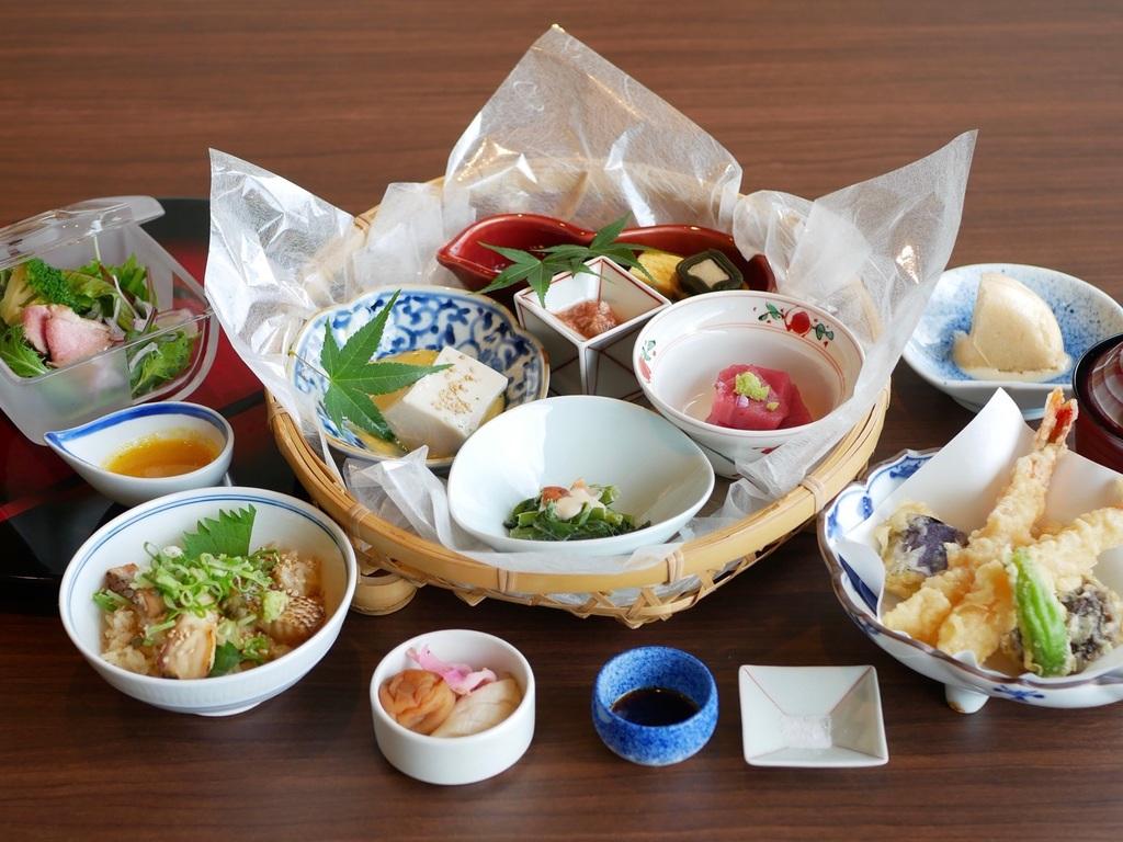 (ご昼食)日本料理ランチ