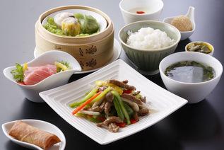(ご昼食)中華お好みランチ