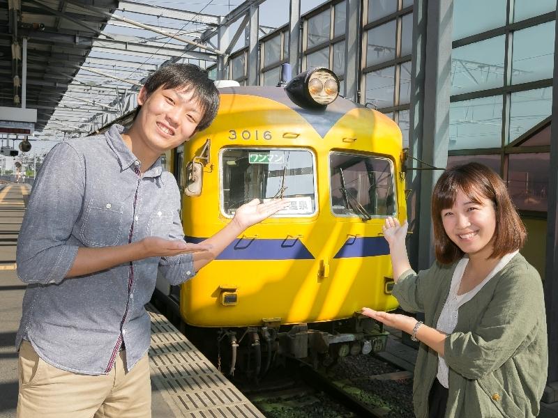 【一畑電車】渋滞知らず◎ローカル列車1日乗り放題!