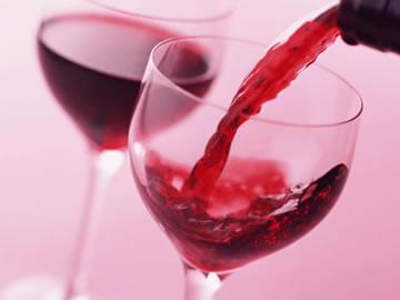 グラスワインサービス(赤または白)