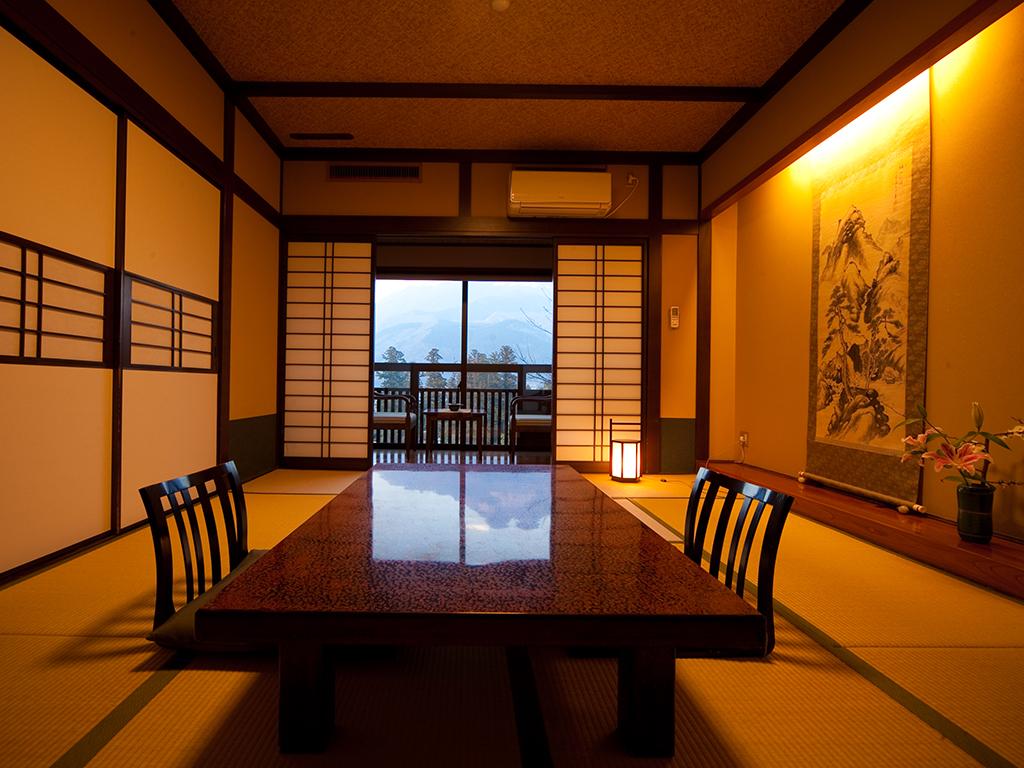 客室例 10畳和室