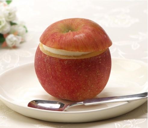 まるごとリンゴシャーベット