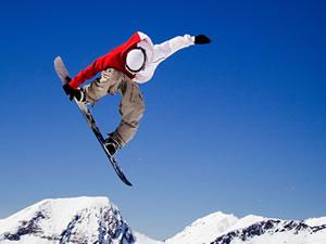 スキーにレッツGO!