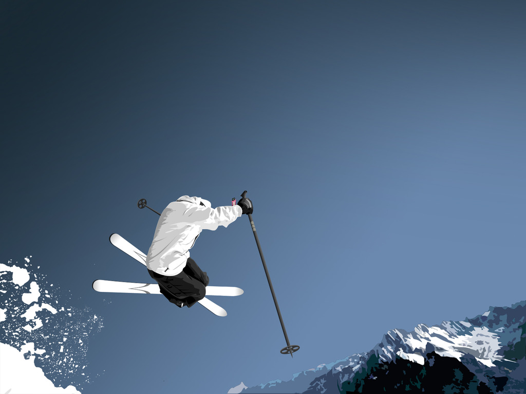 スキーへGO!