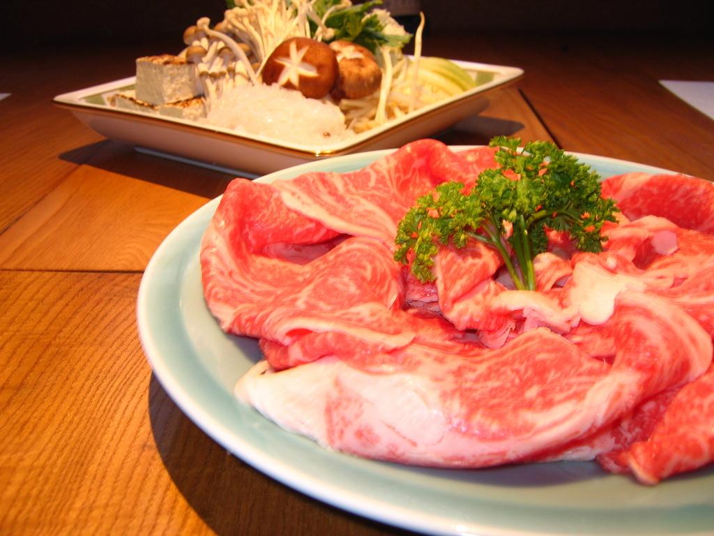 上州牛すきやき