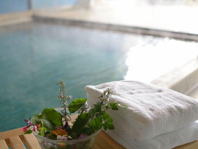 二期倶楽部東館内の「NIKI・CLUB&SPA」の温泉施設を無料でご利用頂けます