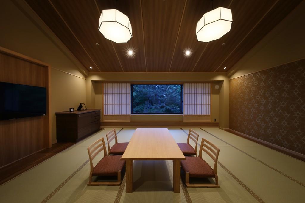 新館2階の15畳の和室