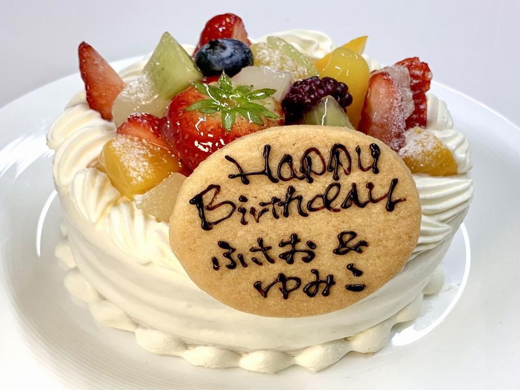 記念日のお祝いに/ホールケーキ