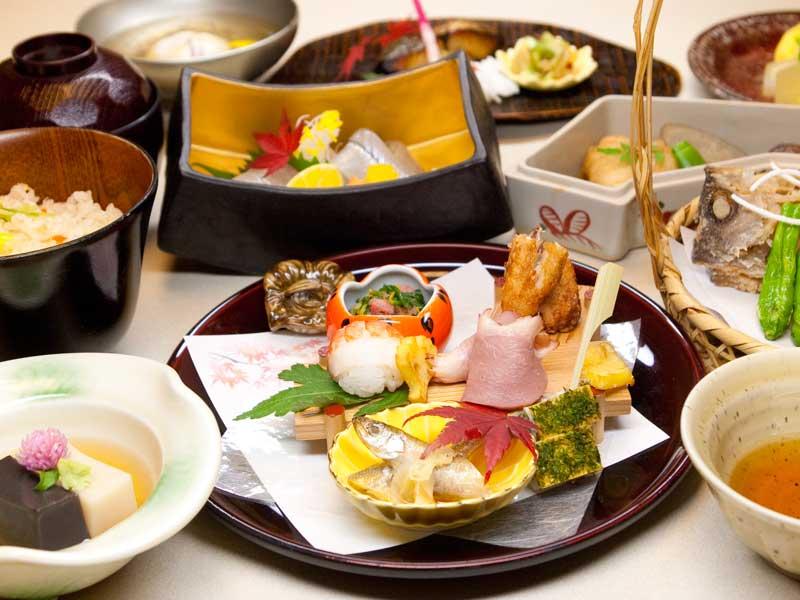 日本料理「矼(こう)」会席イメージ