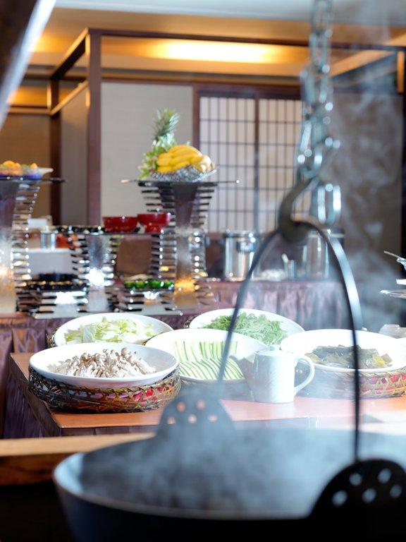 くつろぎブッフェかざ華朝食イメージ